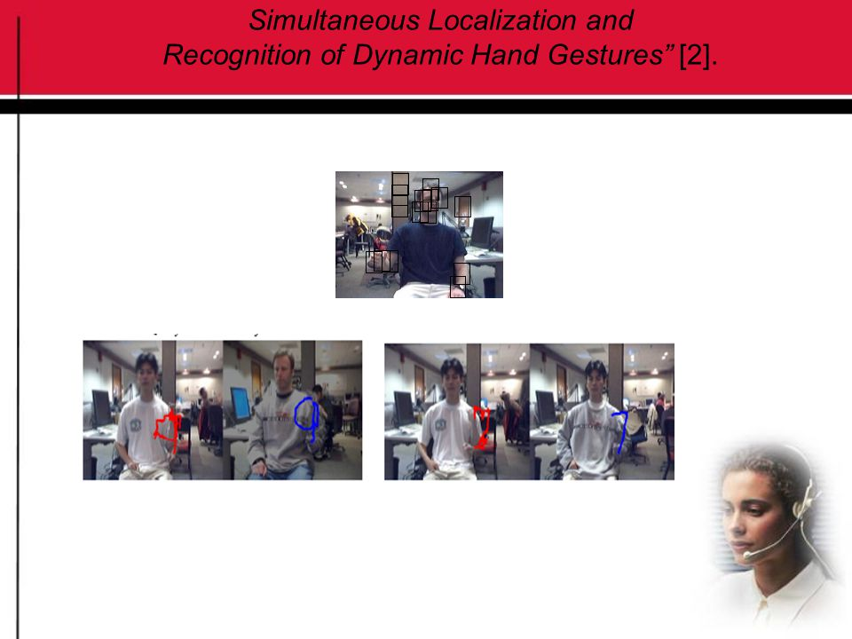 Simultaneous Localization and Recognition of Dynamic Hand Gestures [2].